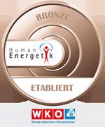WKO HUman Energetik Etabliert Bronze