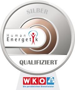 WKO Human Energetik Etabliert Silber